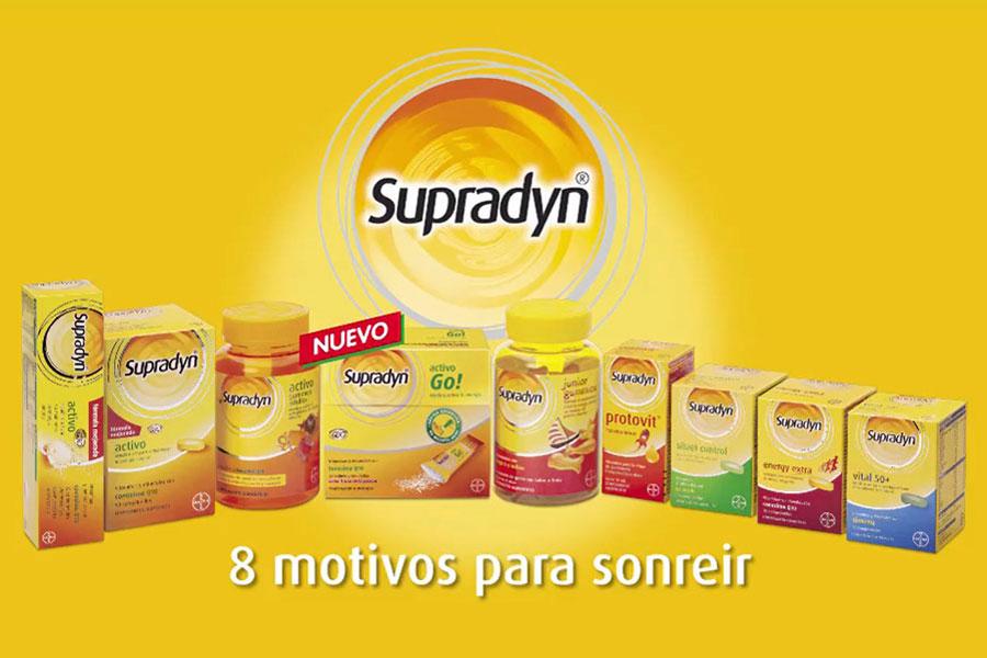 Vitaminas Bayer